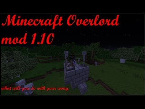 Overlord - Raise and command an army of skeletons