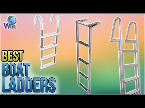 10 Best Boat Ladders 2018