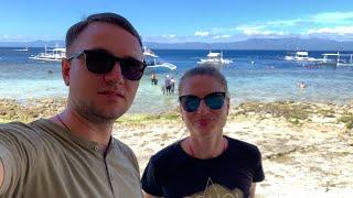 Филиппины Себу Моалбоал Путешествия Пляжи Черепахи Каньонинг Водопады Еда и всё самое интересное П