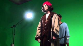 ERB 14 Kirk vs Columbus.  Behind the Scenes.