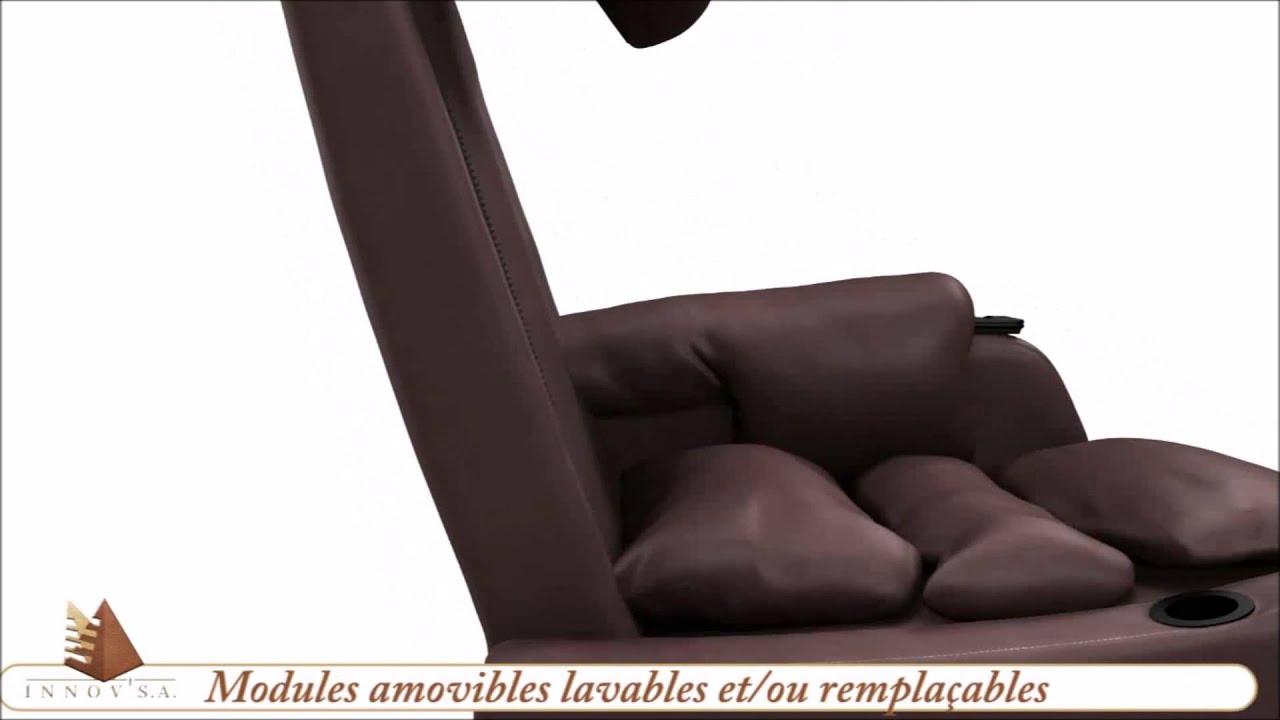 Présentation Du Fauteuil Releveur Cocoon Medinov YouTube - Fauteuil releveur cocoon