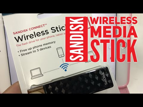 SanDisk 64GB Connect Wireless Stick Flash Drive Review