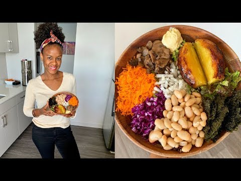 What I Eat in a Day | High Raw Vegan Meal Ideas [Healthy]
