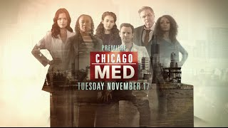 Chicago Med - New Promo from October 27th, 2015.