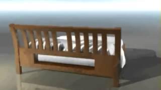 Кровать Елена-ДАКАС. Мебель Кривой Рог(, 2013-10-19T11:17:58.000Z)