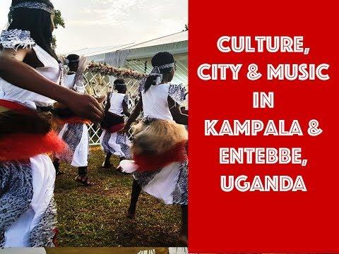 Travel Uganda: Music, Food and Culture in Kampala and Entebbe (Lagos to Kampala 😋)