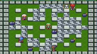 Netplay: Super Bomberman 5 Battle Mode, Game 1 (1/3)
