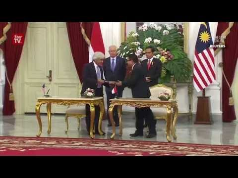 Fresh mandate for envoys to intensify maritime talks between Malaysia and Indonesia