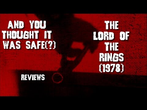 AYTIWS Reviews The Lord of the Rings (1978)