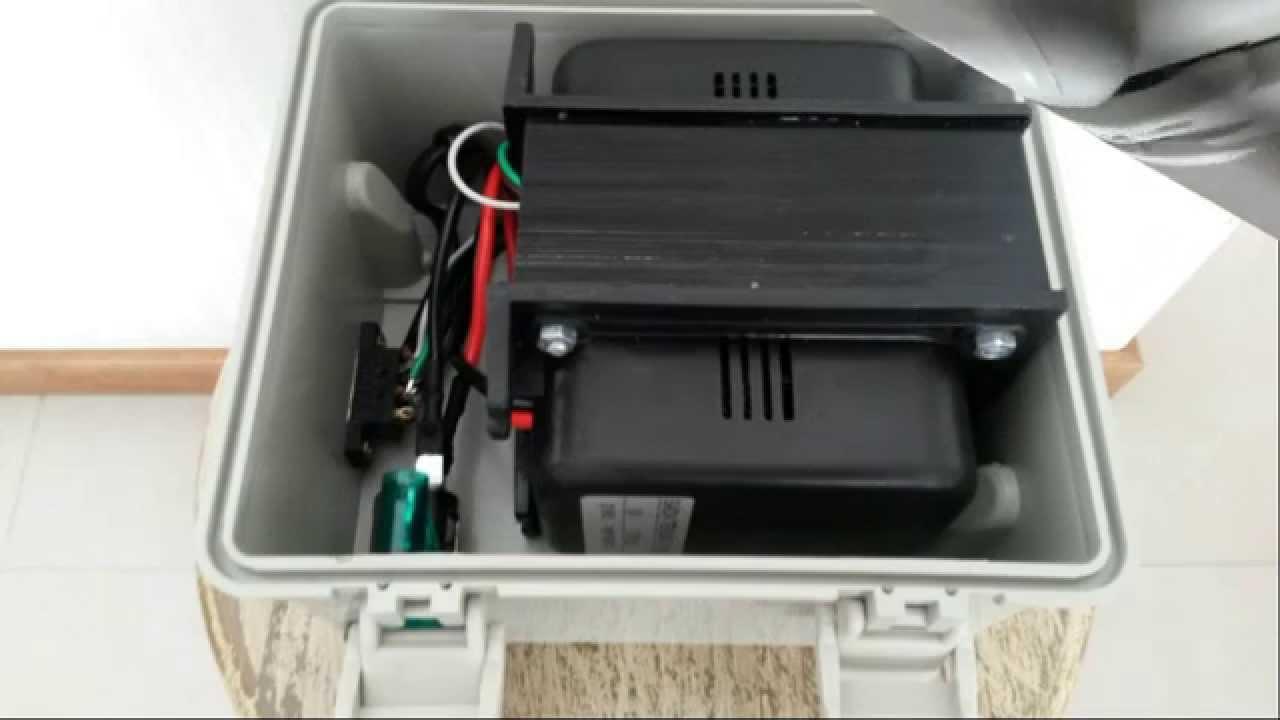 Transformador 220 110 para 12v 20 amperes para usar na - Transformador 220 a 110 ...