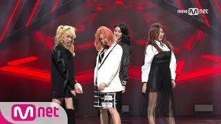 [H.U.B - Girl Gang] Debut Stage | M COUNTDOWN 170209 EP.510 - Stafaband