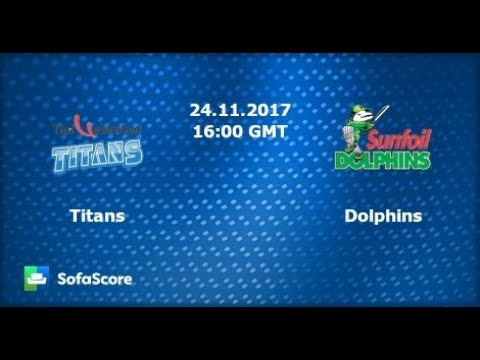 CSA Ram Slam T20 24Nov2017_Titans v Dolphins 13th Match Prediction