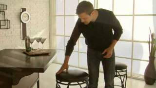 Cooper Backless Counter Bar Stool - Product Review Video