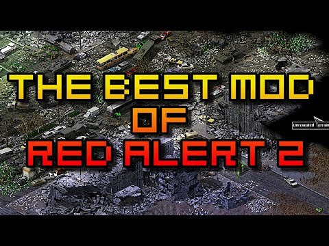 The BEST Mod Of Red Alert 2