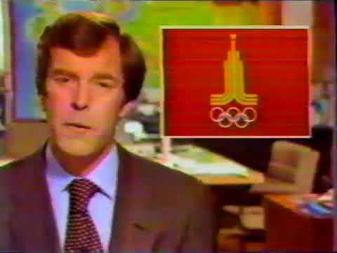 1980 Olympic Clips women's gymnastics