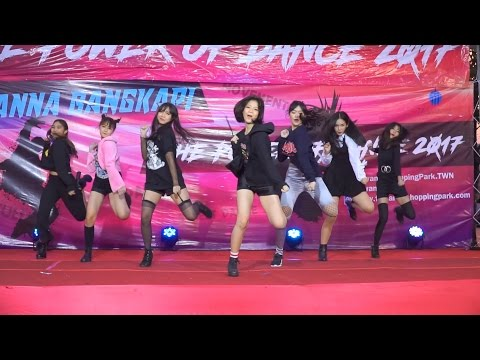 170318 Ruzova (Special Project) cover CLC - Intro + Hobgoblin @ THE POWER OF DANCE 2017 (Audition)