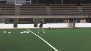 Вот так тренируются узбекские футболисты