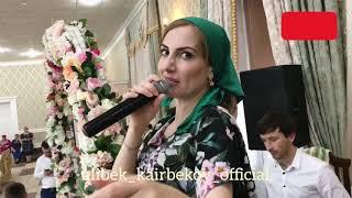Джамиля Татакова Цветочный сад 2018г.