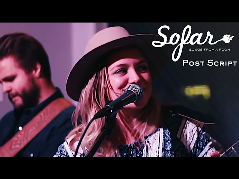 Post Script - Too Damn Much | Sofar Edmonton
