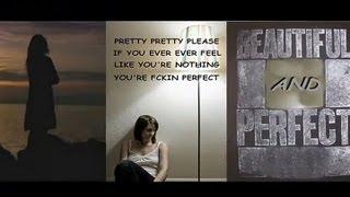 Fuckin Perfect - Pink (Lyrics on Screen) HD