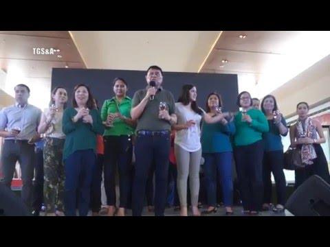 AllDay Supermarket & AllHome Inauguration Taguig Vista Mall Mar2016 FunMTV by TGS&A