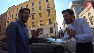 Reazioni alla Rivelazione - Fingere di Lavorare in un Ristorante - DETTO FATTO EP.13 - theShow