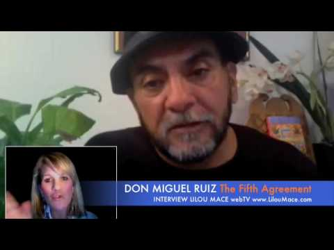The Fifth Agreement: A Toltec Wisdom interview with Don Miguel Ruiz
