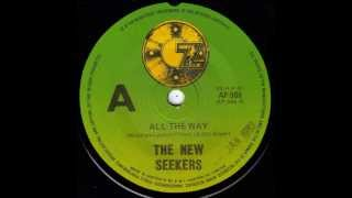 The New Seekers - All The Way (Hard-To-Find Australia-Only 45)