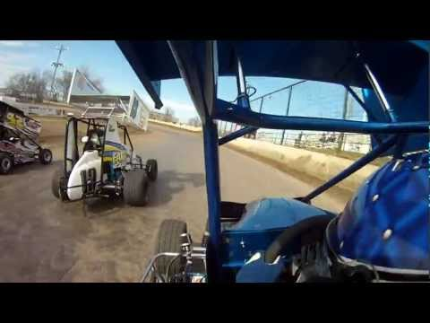 Port City Raceway Jr. Sprint Practice #3 3-10-12