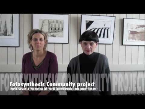RtR in conversation: Fotosynthesis on community Art practice & Government Arts funding
