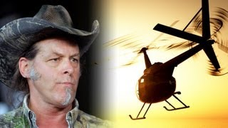 Right-Wing Darling Ted Nugent Wants To Hunt Blacks From A Helicopter