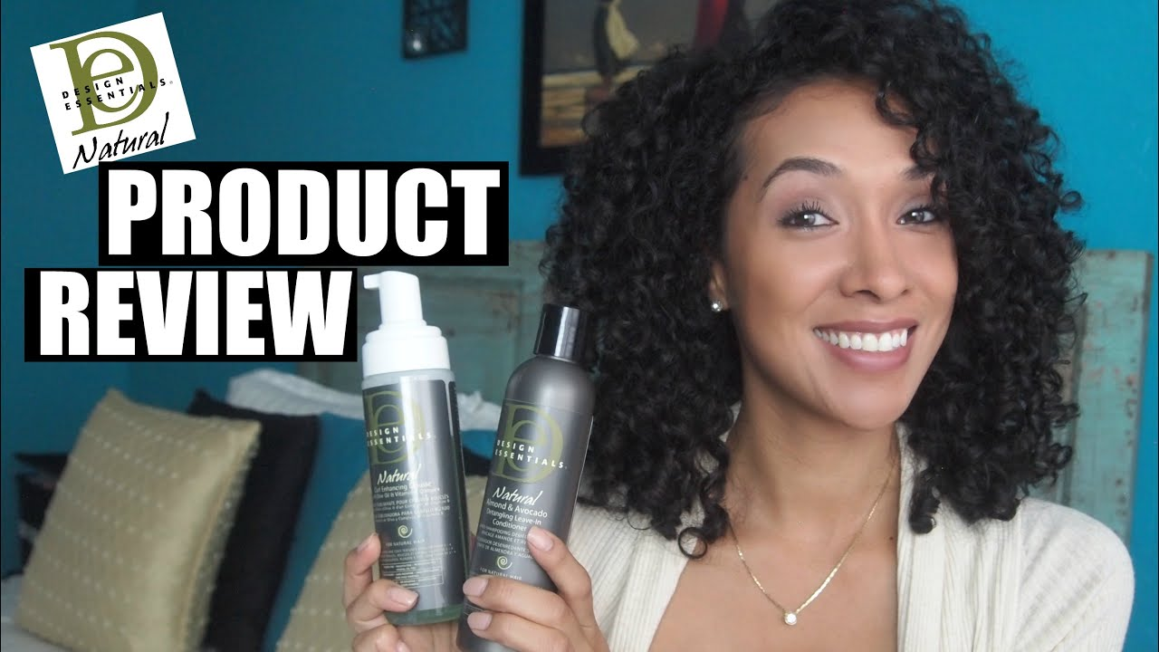 Design Essentials Natural Product Review Youtube