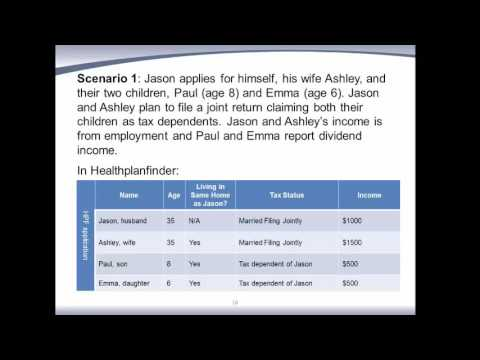 Hca Eligibility Update And Healthplanfinder Release 3 2 Youtube