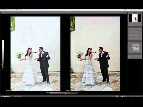 Adding Color, Style and Fashion To Your Wedding Images with Frank Salas