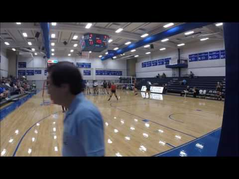 2016 Lake Land Volleyball vs  John A  Logan #2
