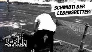 Berlin - Tag & Nacht - Schmidti rettet ein Leben - und wird dafür bestraft! #1523 - RTL II