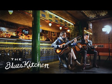 The Blues Kitchen Presents: Rival Sons 'Wild Horses' [Rolling Stones Cover]