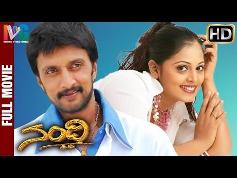 Kannada Action Movie Nandi | Sudeep Kannada Movies Full 2016 | Kannada Action Movies 2016