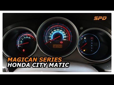 Gass Modif Speedometer Honda City Matic