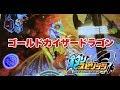 〜レジェンドステージ ゴールドカイザードラゴン〜【釣りスピリッツ】《メダルゲーム》