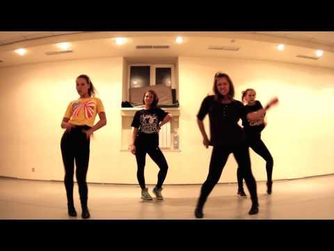 Jessie J - Sexy Silk // choreography by Sasha sherman //