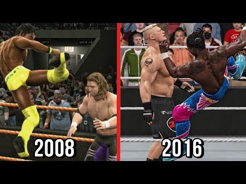 The Evolution Of Kofi Kingston