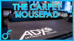 HUGE MOUSE PAD // ADX Ultimate Gaming 90 cm mouse pad review