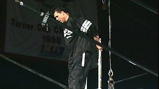 Shane McMahon vs. Big Show - Last Man Standing Match: Backlash 2001