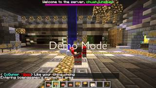 COME TO MY SERVER NEED STAFF ! VERY FUNNY !