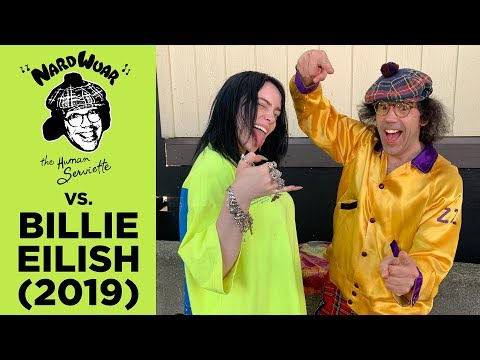 Nardwuar vs Billie Eilish 2019