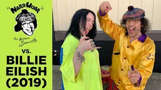 Nardwuar vs. Billie Eilish (2019)