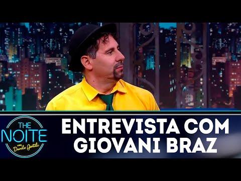 Entrevista com Giovani Braz | The Noite...
