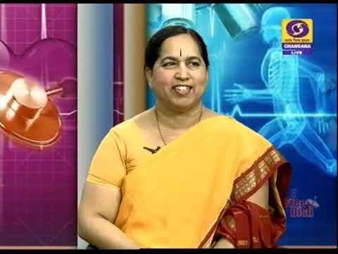 TV Doctor Program on Hairfall   DD Chandana