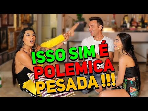 ISSO SIM É POLÊMICA PESADA FEAT MC MIRELLA E MC POCAHONTAS  HottelMazzafera